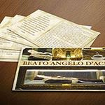 Cartoline celebrative del Beato Angelo d'Acri
